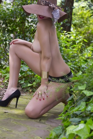 Nadine french escort in Barcelona
